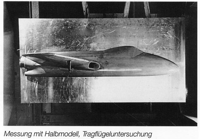 "Focke-Wulf PTL ""Flitzer"" [1:72 - Spécial Hobby] V4-110"