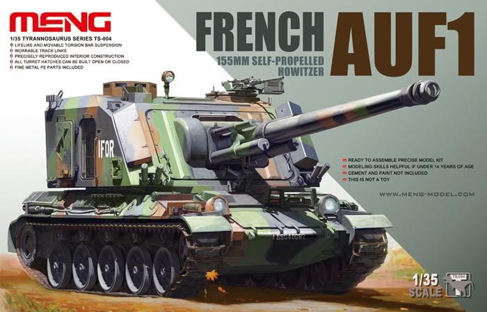 AMX 30 AUF1 au 1/35 chez MENG Auf1_m10