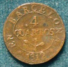 1 Peseta de Napoleon I (Barcelona, 1810 d.C) - Página 3 899_a10