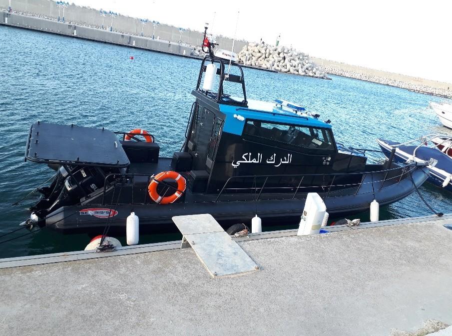 Groupement Maritime Gendarmerie Royale (GMGR) 00110
