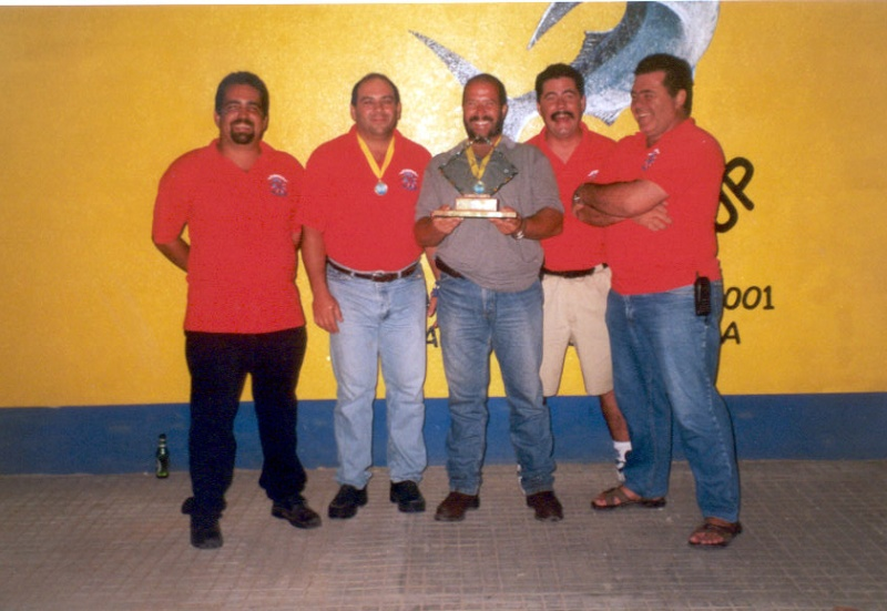 LOBITO BIG GAME FISHING TOURNAMENT 2010 Premio11