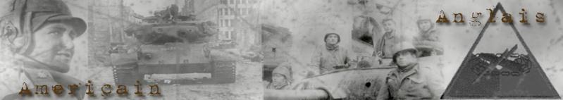 Américain Anglais 1944 1945