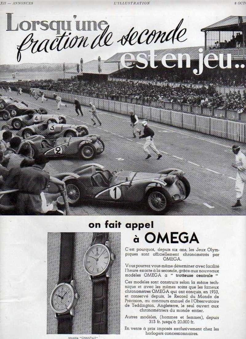 Feu de vos montres de pilote automobile - Page 3 Pub_om10