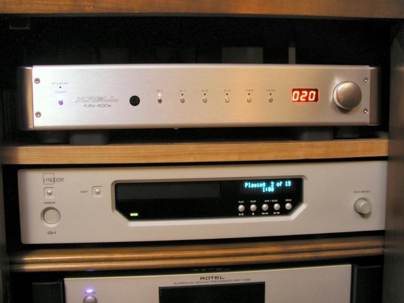O meus 2 sistemas: Estéreo + Cinema em casa Pc050710