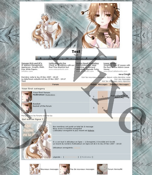 Design Forum : Manga Bleu-Beige Truc11