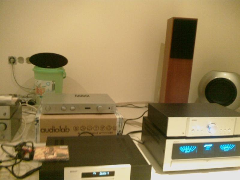 Advance Acoustic 2x150w VS Audiolab 2x60W Audila10