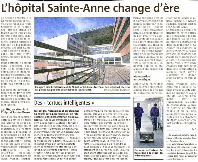 Inauguration du nouvel HIA Ste Anne Vmd10