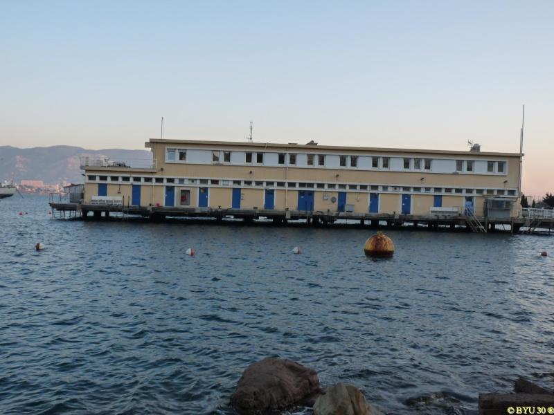 [Les écoles de spécialités] École de plongée de la Marine 6610