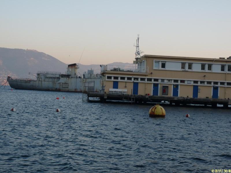 [Les écoles de spécialités] École de plongée de la Marine 7710