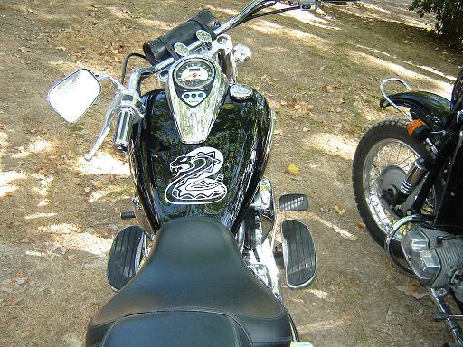 VN 900 classic Dsc09910