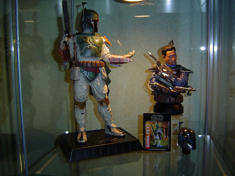 Boba Fett Statue Dsc04810