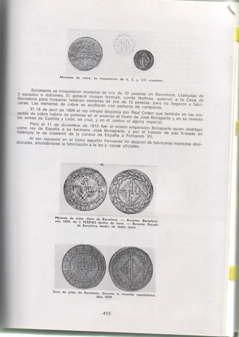 1 Peseta de Napoleon I (Barcelona, 1810 d.C) - Página 2 410