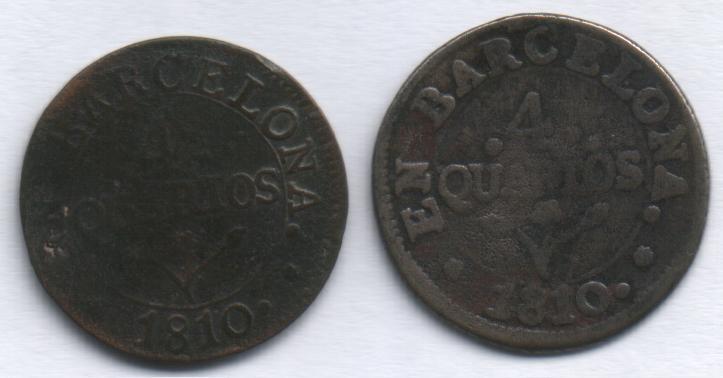 1 Peseta de Napoleon I (Barcelona, 1810 d.C) - Página 2 Jose_n11