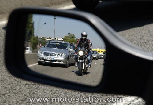 Code de la Route, infractions, PV, sanctions, permis Moto_r10