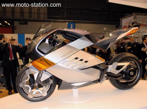 News moto 2008 : Vectrix Electric Superbike Vectri10