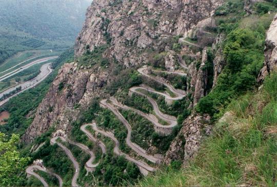 Vos plus belles routes Route210
