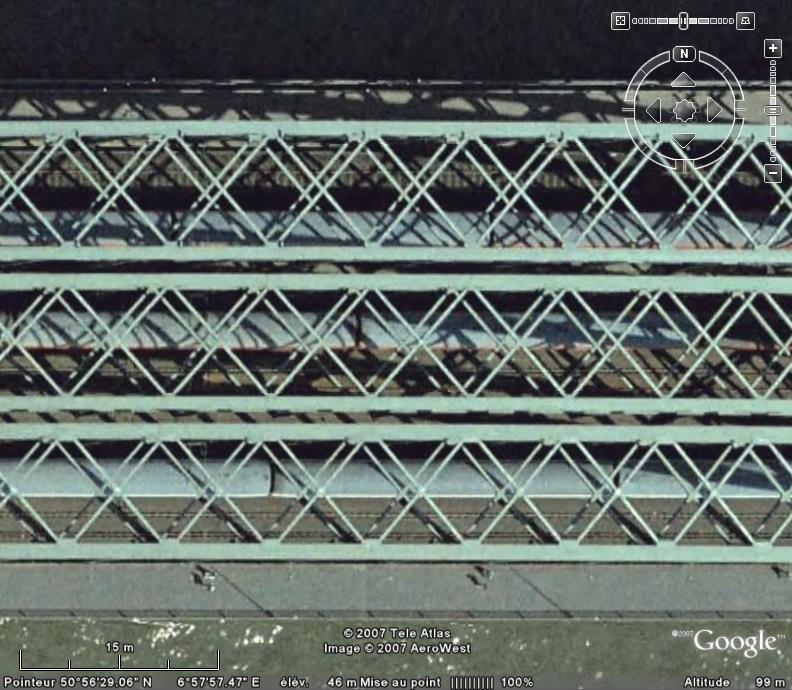 Les ponts du monde avec Google Earth - Page 8 Cologn15