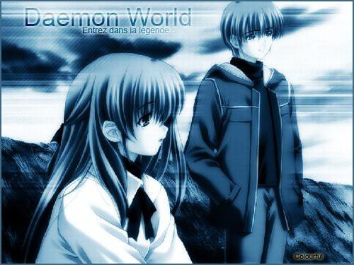 |.. Daemon World ..|