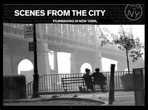 Scenes from the city. Ny10