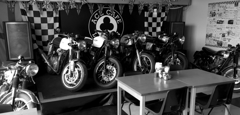 CAFE RACER CLUB Screen23