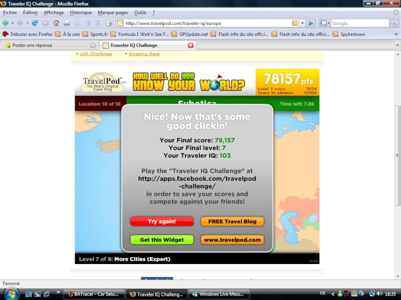 L'heptatlon des jeux flash - Page 6 Travel10