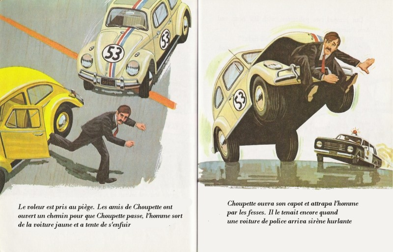Livre -  Herbie's Special Friend H1110
