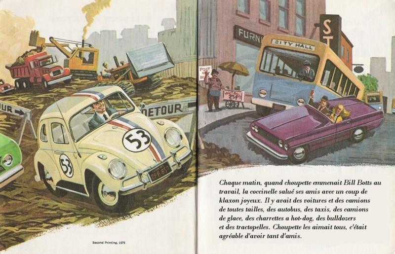 Livre -  Herbie's Special Friend H210