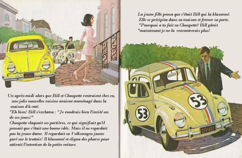 Livre -  Herbie's Special Friend H310