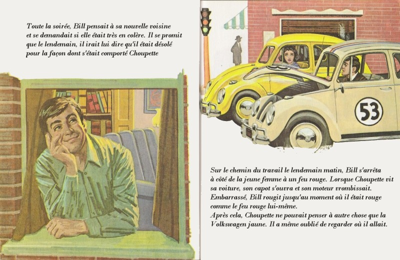 Livre -  Herbie's Special Friend H410