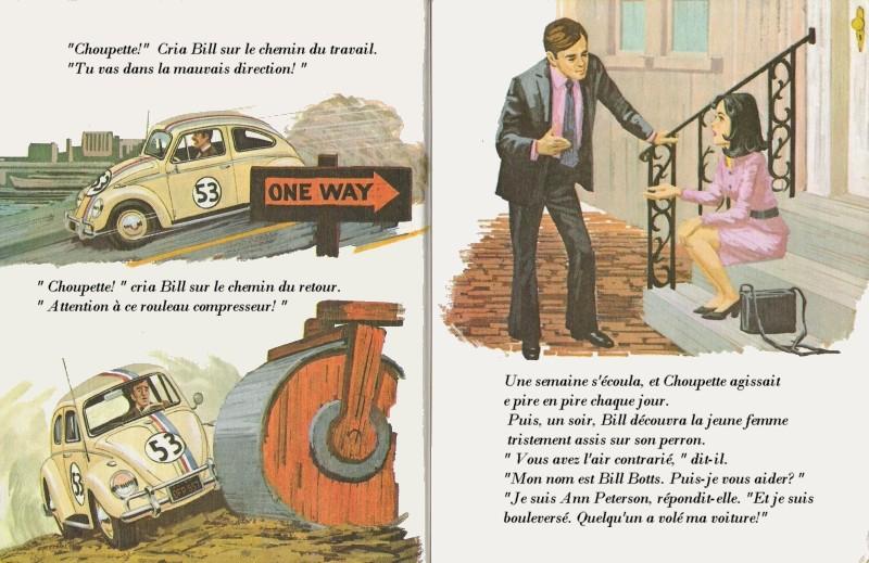 Livre -  Herbie's Special Friend H510