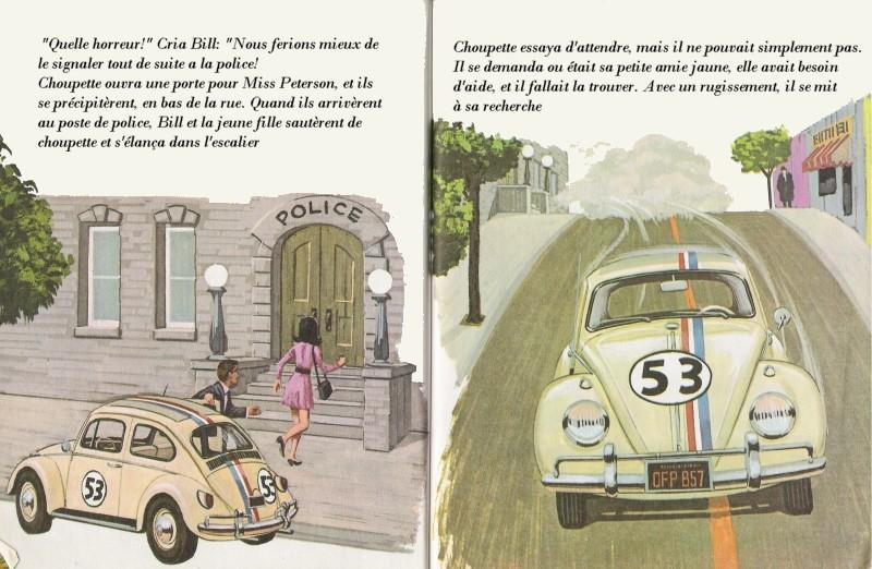 Livre -  Herbie's Special Friend H611