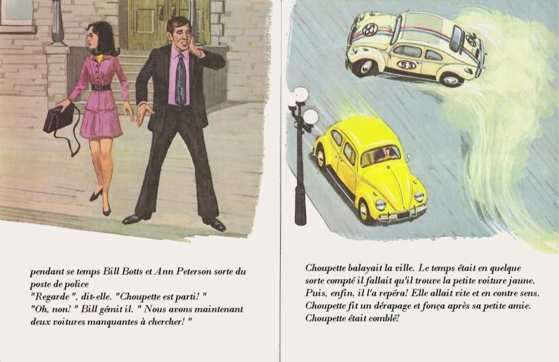 Livre -  Herbie's Special Friend H810