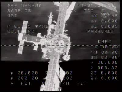 [ISS] Exp 22 : Transfert de SOYOUZ TMA 16 Vlcsna12