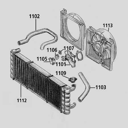 radiateur xj 4.0L Radiat10