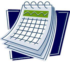 Le calendrier des Events (1) Calend11