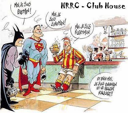 Superman super heros Barman10