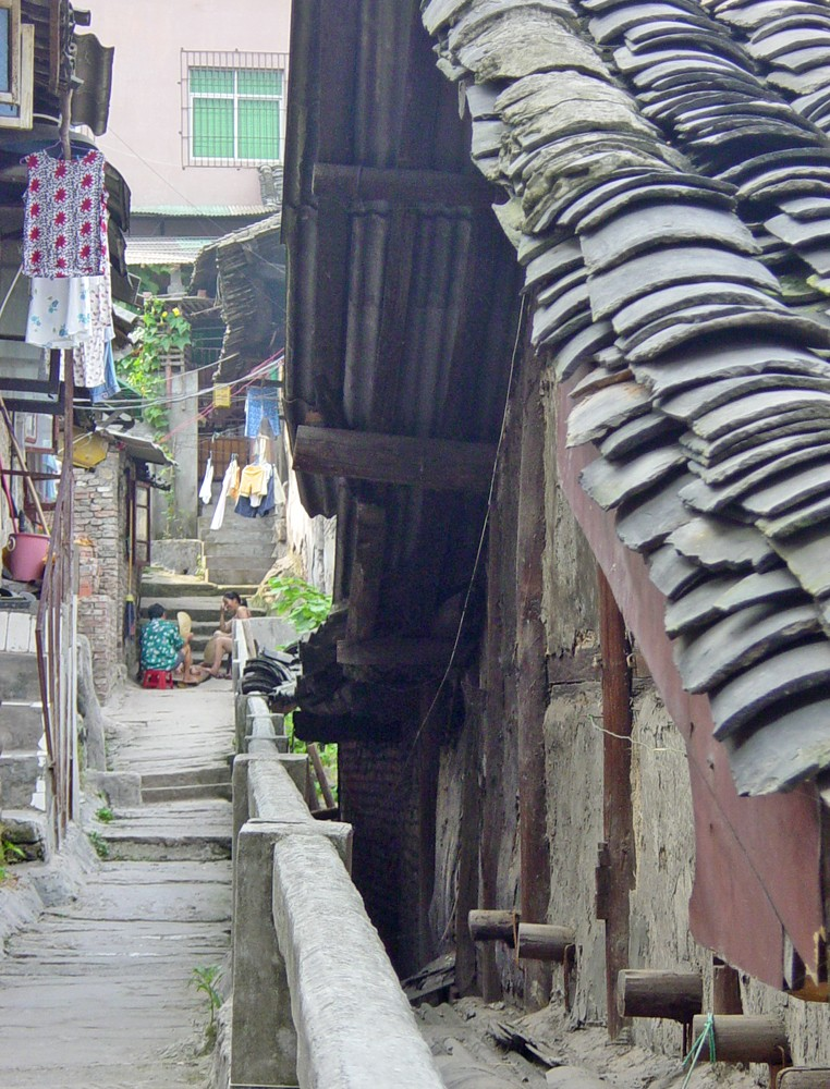 Petit tour en Chine 1 Chongq10