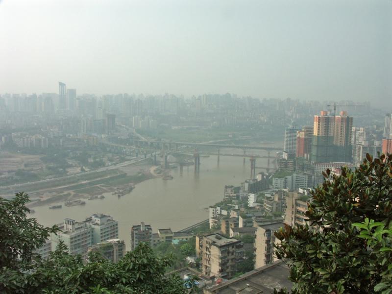 Petit tour en Chine 1 Chongq11