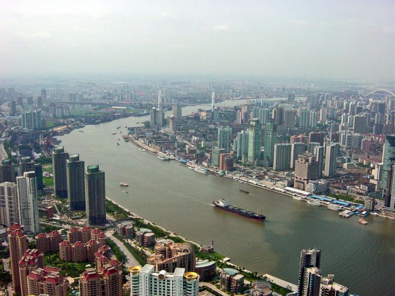 Petit tour en Chine 2 Shangh11