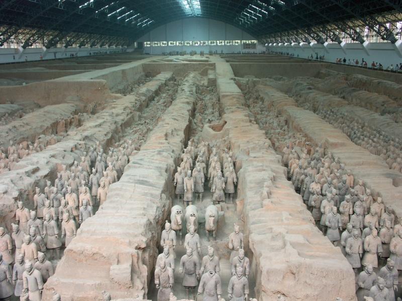 Petit tour en Chine 1 Xian_010