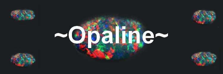 Forum de la Guilde ~Opaline~