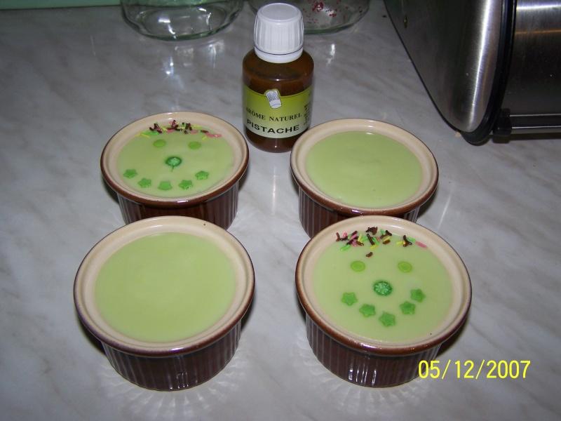 Petites crèmes délicieuses au micro-ondes Creme_12