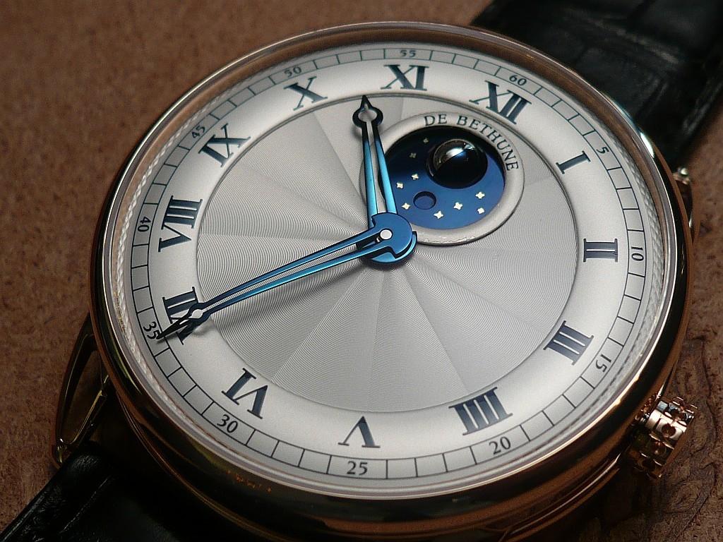 Où l'horlogerie devient art... (De Bethune inside) Gen20010