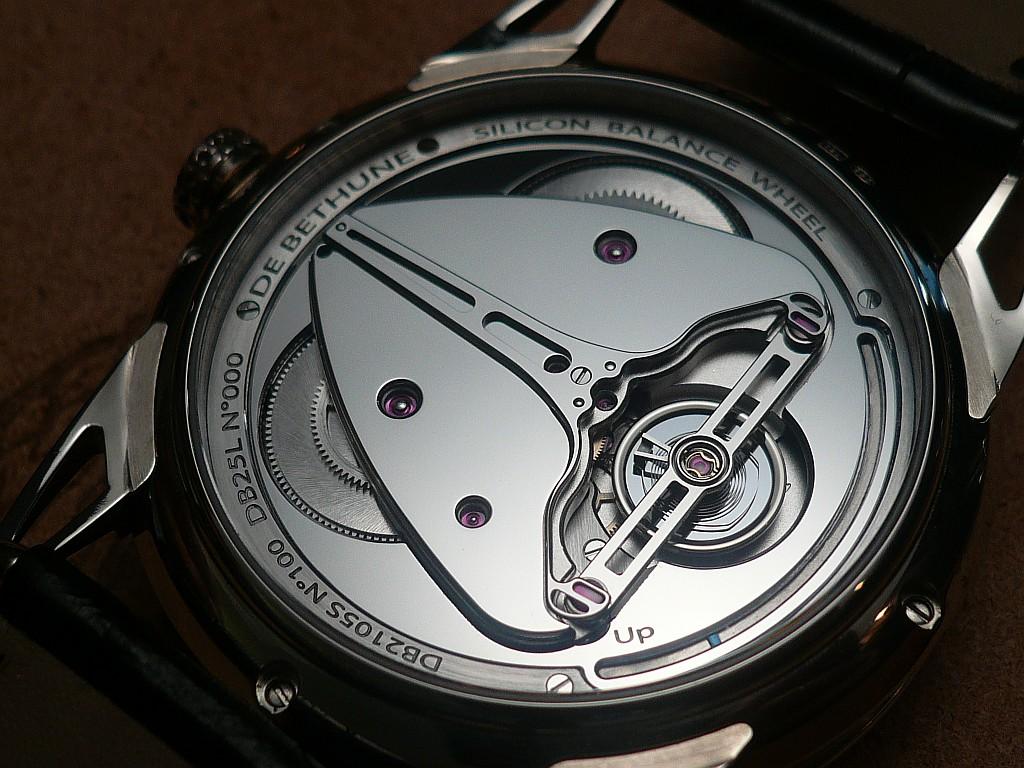 Où l'horlogerie devient art... (De Bethune inside) Gen20012
