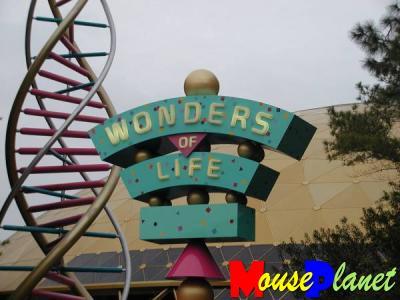 EPCOT (WDW) Wonder11