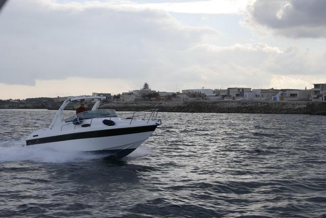 Finalmente un po di mare Z210