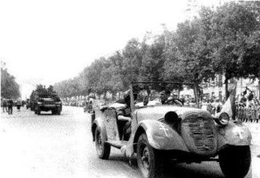 9ª Compañía del Regimiento de la Marcha del Chad Eliseo10