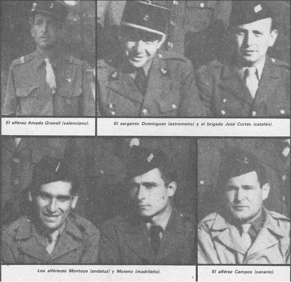 9ª Compañía del Regimiento de la Marcha del Chad Es1010