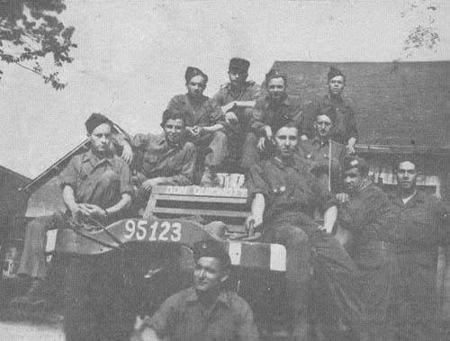 9ª Compañía del Regimiento de la Marcha del Chad Es1210