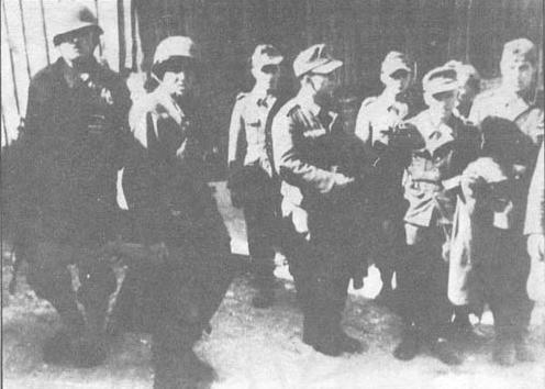 9ª Compañía del Regimiento de la Marcha del Chad Es410